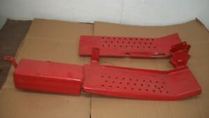 Ford 641 Tractor Running Boards With Tool Box