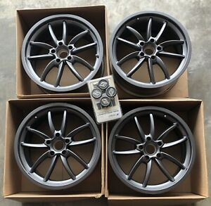 4 Oem Lexus Is F Sport Wheels 18 Forged 18x8 40