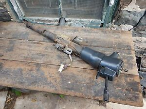 Jeep Wrangler Yj 87 95 Standard Grey Tilt Steering Column With Key Free Ship