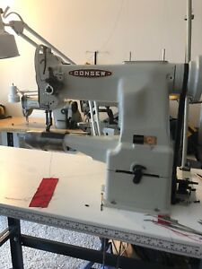 Consew 207 Darning Sewing Machine