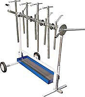 Astro Pneumatic 7300 Universal Rotating Parts Stand
