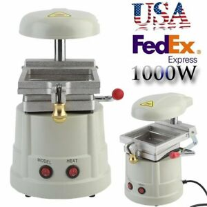 Dental Vacuum Forming Molding Machine Former Thermoforming Lab Equipment Us Be