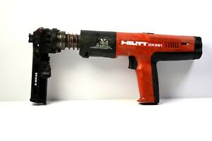 Hilti Dx 351 Powder Actuated Tool With X mx32 Magazine Works Great free Ship