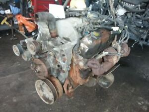 Engine 8 318 5 2l Gasoline Vin Y 8th Digit Fits 98 03 Dodge 1500 Van 406349
