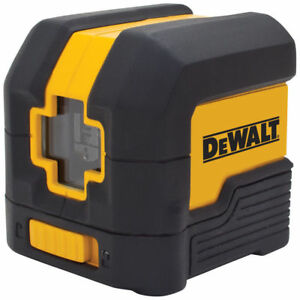 Dewalt Dw08801 50 Ft Cross line Laser Level Brand New Unopened Box