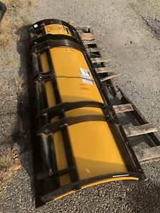 Meyer Lot Pro Poly 7 5 Snow Plow 09404
