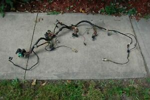 1968 Torino Front Wiring Harness Oem 1969 68 69 Cougar Mustang Fairline Monteago