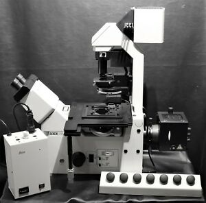 Leica Dm Irbe Inverted Microscope Type Tcs Nt