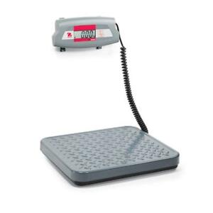 Ohaus 83998235 Steel Sd Economical Shipping Bench Scale Sd75