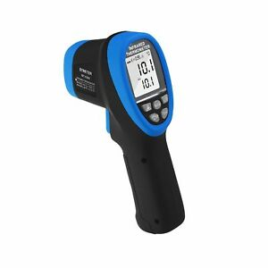 Infrared Thermometer Bt 1500 Non contact Digital Double Laser Pointers And F