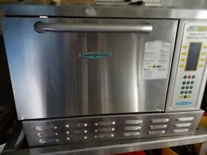 Turbochef Tornado Ngc Commercial Rapid Cook Oven Excellent Condition