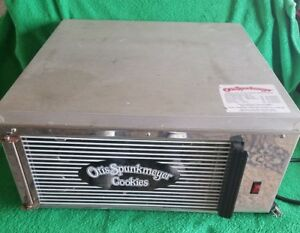Otis Spunkmeyer Commercial Convection Cookie Oven Os 1 No Trays tested working