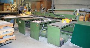 Otto Mayer Model Pf7z Panel Saw