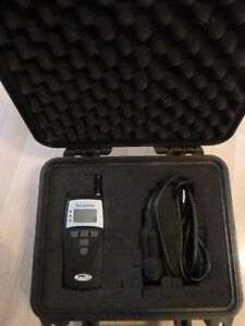 Spm Instrument Bc100 Bearing Checker Cable Carry Case