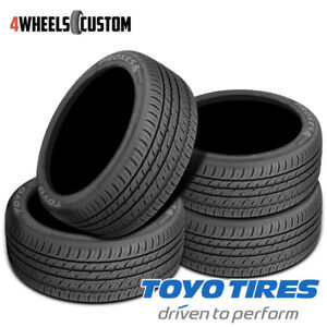 4 X New Toyo Proxes 4 Plus 225 45 17 94w Ultra High Performance Tire