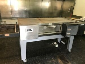 Pizza Pride Commercial 3 Triple Stack Electric Conveyor Oven Pick Up Only