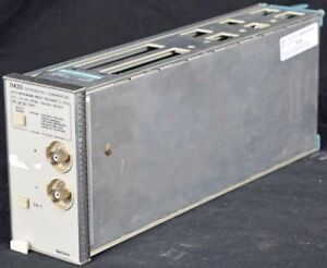 Tektronix 11a33 11000 Series 150mhz Differential Comparator Plug in Module