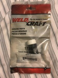 Weldcraft 1726p Torch Head 200a 180 Deg New In Bag