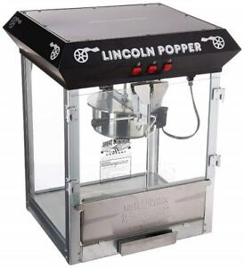Professional Popcorn Machine Series Commercial Heavy duty 3 gallon 8 Ounce