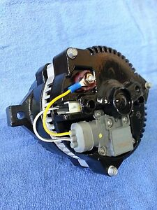 1 Wire Ford Mustang Alternator 200 Amp Fits 1994 1995 5 0 Lester 7771