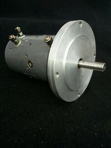 12 Volt Electric Winch Motor 2500 Rpm new