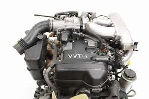 Jdm Lexus Is300 Lexus Sc300 Lexus Gs300 98 05 2jz Ge 3 0l Vvti Non Turbo Engine