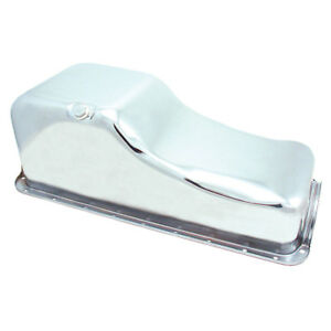 Oil Pan Bb Ford 429 460 Chrome Spectre 5492