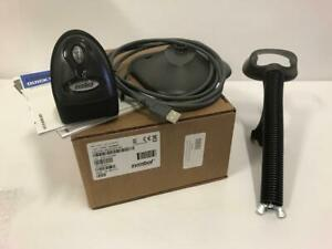 Motorola Ls2208 Usb Corded Scanner w Stand And Cable Kit Ls2208 sr20007r na