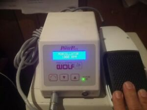 Richard Wolf Morce Power Plus Control Unit And Foot Control
