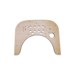 Model T Dash Birch Plywood With Pre drilled Holes For Cars With Starter