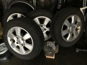 Nissan Versa 07 12 Rims And Tires