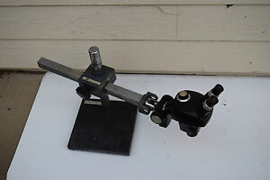 Original Bausch Lomb Stereo Dial Zoom B l Microscope B L Boom Stand A o