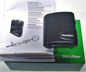 Welch Allyn 75200 Portable Power Pack Source New In Box For Lumiview Headlight