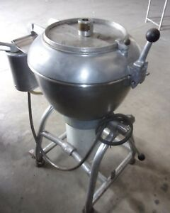 Hobart Vcm 40 Vertical Bowl Chopper