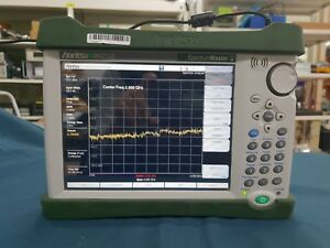Anritsu_ms2712e Spectrum Analyzer 4ghz