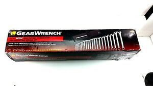 Gearwrench 81916 22 Pc Metric Long Pattern Comb Wrench Set