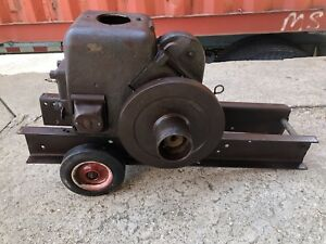 Vintage 1 1 2hp Fairbanks Morse Model Z Type D Engine Hit And Miss