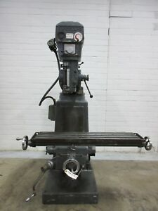 Excello Vertical Mill Am15341