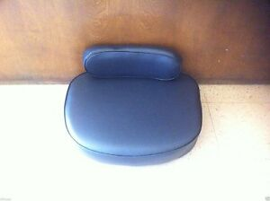 John Deere 350c 450c 550 9250 Backhoe Attachment Seat Cushion Set Back Bottom