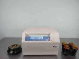 Thermo Sorvall St8r Refrigerated Centrifuge With 2 Rotors And Warranty See Video