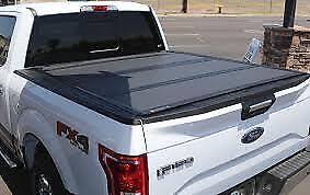 2015 2018 Ford F150 With 5 6 Bed Bakflip Mx4 Tonneau Cover Hard Folding