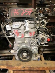 Engine Assembly Chevy Cruze 16 17 3k Miles W Turbo 1 4l