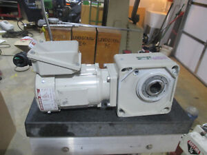 Sumitomo Sm Hyponic Gear Motor 3 Phase Rnyms02 1330 240 7 3 Rpm 1 4 Hp