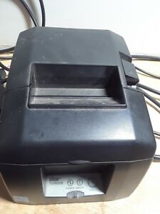 Star Micronics Tsp650ii Desktop Receipt Printer Thermal