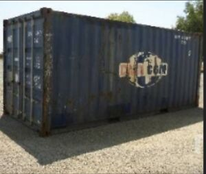 N America As Is Container 20 40 Std Hc Repairable Container Sale