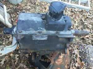 Np 4530 4speed 440 Dodge Ford Chevy 1974 Pto Both Left Right Simmilar To Np 435