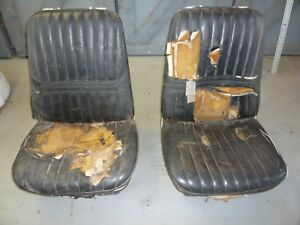 1969 72 Chevy Olds Buick Pontiac Front Bucket Seats