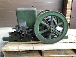 Vintage 1 1 2hp Fairbanks Morse Model Z Hit Miss Gas Engine