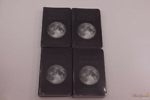 Field Notes Fnc 18 2016 Lunacy 4 Subscriber s Edition Sealed 4 packs