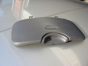 00 04 Ford Excursion Overhead Console Garage Remote Opener Door Dark Gray